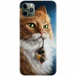 Husa silicon pentru Apple iPhone 11 Pro Traieste Clipa Huse Telefoane