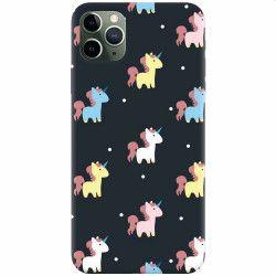 pret preturi Husa silicon pentru Apple iPhone 11 Pro Unicorns