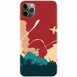 Husa silicon pentru Apple iPhone 11 Pro War Huse Telefoane