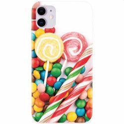 Husa silicon pentru Apple iPhone 11 Sweet Colorful Candy Huse Telefoane