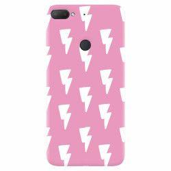 Husa silicon pentru Htc Desire 12 Plus Electric Pink