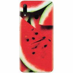 Husa silicon pentru Huawei P Smart Z S Of Watermelon Slice Huse Telefoane