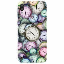 Husa silicon pentru Samsung Galaxy M10 Clocks