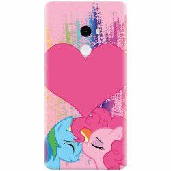 Husa silicon pentru Xiaomi Mi Mix 2 Pinkie Kiss
