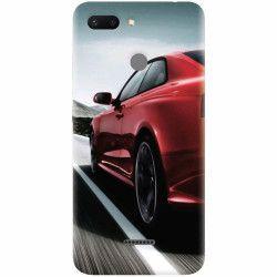 Husa silicon pentru Xiaomi Redmi 6 Car On Road