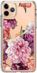 Husa Spigen Ciel Cecile iPhone 11 Pro Max Rose Floral Huse Telefoane