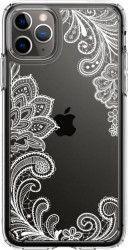 Husa Spigen Ciel Cecile iPhone 11 Pro Max White Mandala Huse Telefoane
