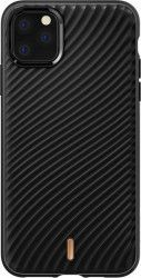 Husa Spigen Ciel Wave Shell iPhone 11 Pro Black Huse Telefoane