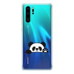 Husa telefon Huawei P30/ P30 Lite/ P30 Pro Mr. Panda Transparent Huse Telefoane