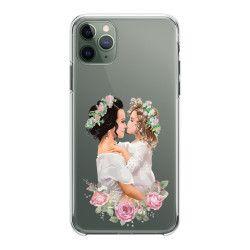 Husa telefon iPhone 11 11 Pro 11 Pro Max pentru mamici Transparent Huse Telefoane