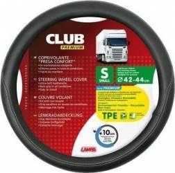 Husa volan premium CLUB negru 42 44 cm Lampa Huse si Accesorii