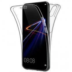 Husa 360° Huawei P30 Pro TPU Transparent fata+spate Huse Telefoane