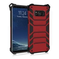 Husa Armor Spider Upzz Pro Samsung Galaxy S8 Red