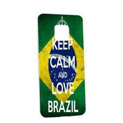Husa de protectie Football Brazil pentru Huawei Mate 20 Pro Silicon W232 Huse Telefoane