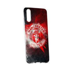 Husa de protectie Football Manchester United Samsung Galaxy M10 rez. la uzura Silicon 233