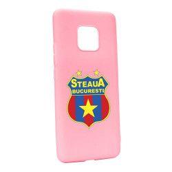 Husa de protectie Football Steaua pentru Huawei Mate 20 Pro Silicon P230 Huse Telefoane
