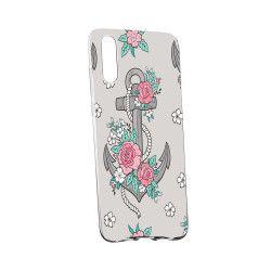 Husa de protectie Rose Anchor Samsung Galaxy M10 rez. la uzura Silicon 224