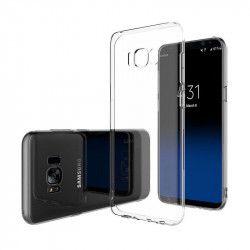 Husa de protectie Slim TPU pentru Samsung Galaxy S8-TRANSPARENTA Huse Telefoane