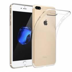 Husa de protectie ultraslim pentru iPhone 8 Plus transparent Huse Telefoane