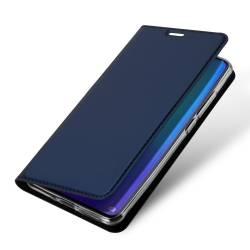 Husa Flip Cover Premium Duxducis Skinpro Huawei P30 Pro Blue Navy Huse Telefoane