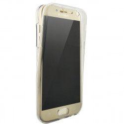 Husa Full TPU 360° fata + spate pentru Samsung Galaxy A5 2017 Transparent Huse Telefoane