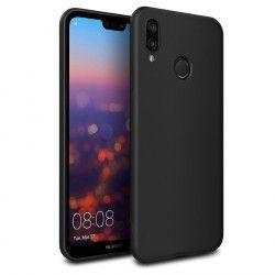 Husa Protectie Silicon Tpu Mat Ultra Slim Huawei P20 Lite Huse Telefoane