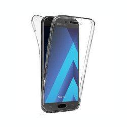 Husa Samsung A5 2017 A520 ultra-slim 0.3 mm 360° fata + spate blister Davisop Huse Telefoane