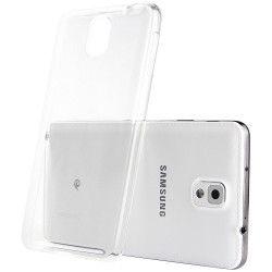 Husa Samsung Galaxy s4 silicon GEL PREMIUM 100 transparent Huse Telefoane