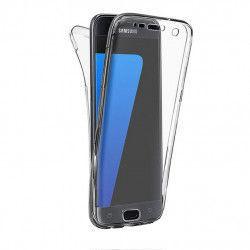 Husa Samsung S7 edge ultra-slim 0.3 mm 360° fata + spate Huse Telefoane