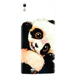 Husa silicon pentru Allview X2 Soul Baby Panda 002