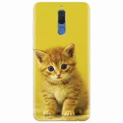 Husa silicon pentru Huawei Mate 10 Lite Baby Kitten