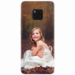Husa silicon pentru Huawei Mate 20 Pro Girl In Wedding Dress Atest Autumn Huse Telefoane