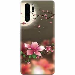 Husa silicon pentru Huawei P30 Pro Flowers 101
