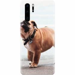 Husa silicon pentru Huawei P30 Pro Little Dog Puppy Animal