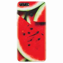 pret preturi Husa silicon pentru Huawei P Smart S Of Watermelon Slice