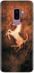 Husa silicon pentru Samsung Galaxy S9 Plus Amazing Horse