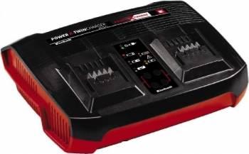 Incarcator Einhell PXC Power TwinCharger 3A Accesorii masini de gaurit