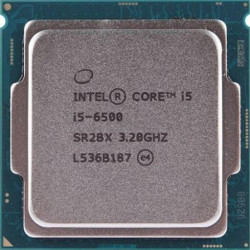 Procesor Intel Core i5-6500M 3.20GHz up to 3.60GHz FCLGA1151 Refurbished