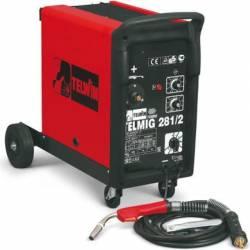 Invertor sudura profesional Telwin 270A 230V Telwin Telmig 281/2 Turbo