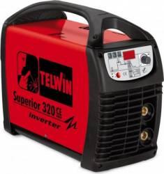 Invertor sudura Telwin Superior 320 CE VRD 230-400V