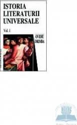 Istoria literaturii universale-vol. I II - Ovidiu Drimba Carti