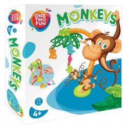 Joc de societate- Joc cu maimute Jocuri de Societate