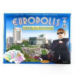 Joc Europolis Romania Jocuri de Societate