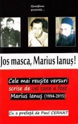 Jos masca Marius Ianus