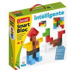 Jucarie Smart Bloc 11 pcs 4024 Quercetti Jucarii