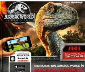 Jurassic World. Un regat in ruina Carti