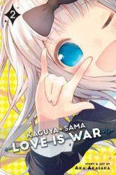Kaguya-Sama Love Is War Vol. 2 Carti