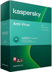 Kaspersky Anti-Virus Eastern Europe Edition 1 Dispozitiv 1 An Base Retail BOX Antivirus
