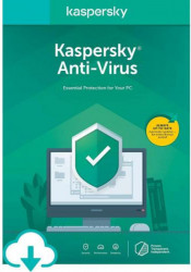 Kaspersky Antivirus Eastern Europe Edition 1 Dispozitiv 1 an Reinnoire electronica Antivirus