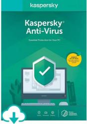Kaspersky Antivirus Eastern Europe Edition 3 Dispozitiv 1 an Reinnoire electronica Antivirus